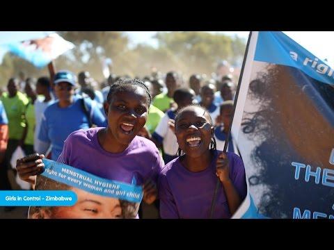 Girls in Control: Zimbabwe