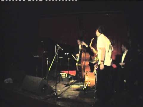 Serge Tebu Quintet. Performing St Thomas.