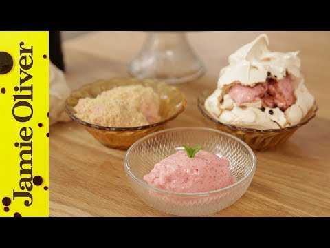 Video How to make a 45 Second Ice Cream | Jamie Oliver