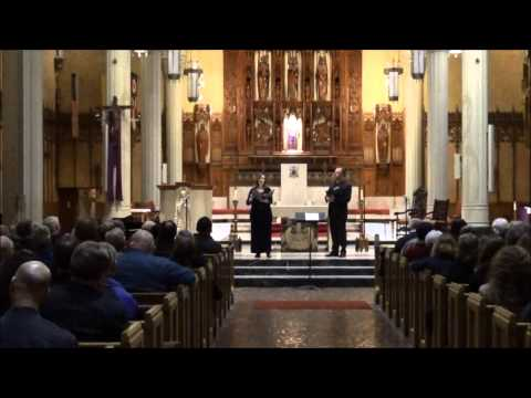 "Handel ""He Shall Feed His Flock/Come Unto Him' with Jay White, Countertenor, 2014"