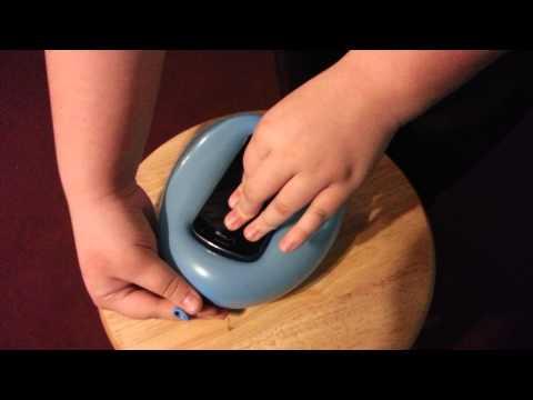 Home made cell phone balloon case