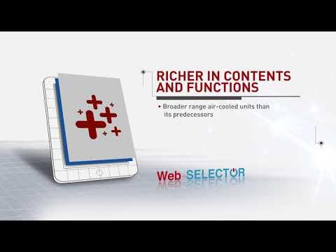 Refrion Web Selector