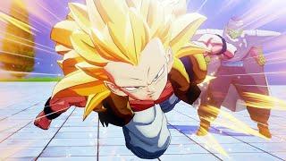 Dragon Ball Z: Kakarot - Super Saiyan 3 Gotenks Vs Super Buu