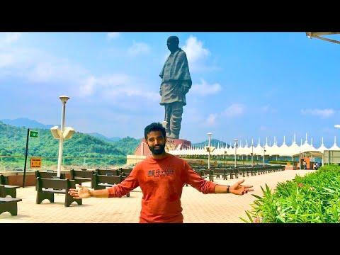 Statue Of Unity - World Tallest Statue - Sardar Vallabhbhai Patel | Kevadia | Gujarat | India