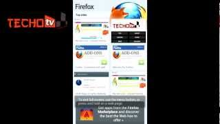 Top 5 Mozilla Firefox Android Addons for Mobile version