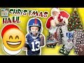 🎄2016 CHRISTMAS PRESENT HAUL! BOY BUILDS TEPEE TO CATCH SANTA!!UNWRAPPING PRESENTS, AND POKEMON FUN!