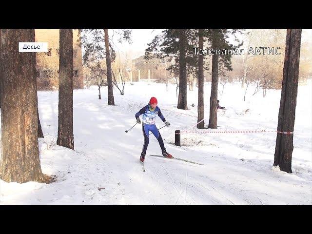 Лыжня Ангарска