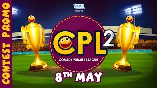 Shemaroo Comedy Premier League Season 2 - Contest Promo - #CPL2