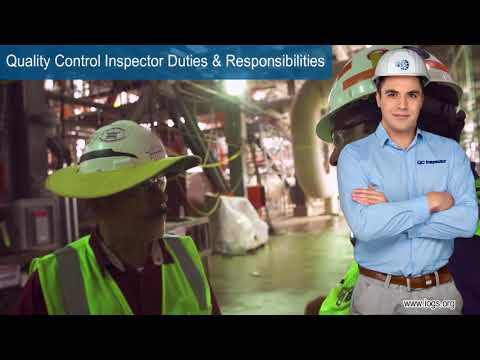 Quality Control Inspector - Education and Career - YouTube