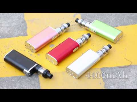 YouTube Video zu Eleaf - iStick Melo Battery MOD 4400 mAh