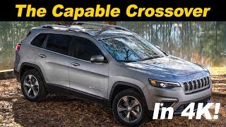 2019 Jeep Cherokee First Drive Review - In 4K!