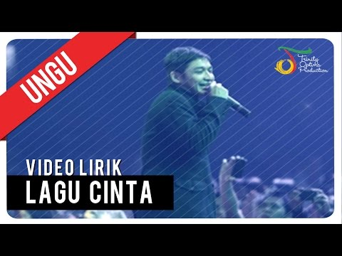 UNGU - Lagu Cinta | Video Lirik