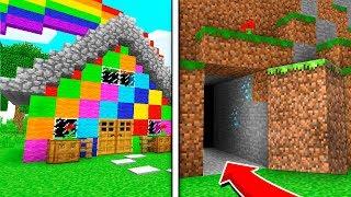 Minecraft ITA - LA CASA SEGRETA DI PHERE!!