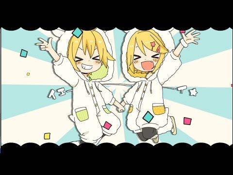 頼りになるぜ☆アルパーカー!/鏡音リン・レン by アンメルツP・korumi (Our Go-To 'Alparka')