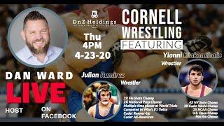 Cornell Wrestling, NCAA Championships, Mindset, and more with Yianni Diakamihalis & Julian Ramirez