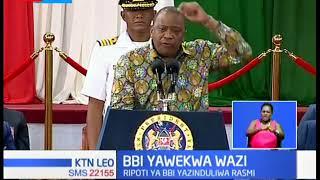BBI yawekwa wazi, viongozi kutoka mirengo tofauti wawaomba wakenya wajisomee ripoti kwa makini
