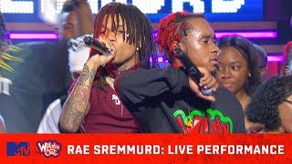 Rae Sremmurd Perform