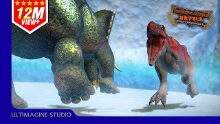 Dinosaurs Battle s1 semi-final 1
