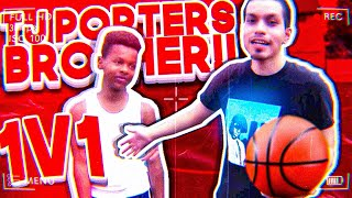1V1 IRL VS TJ PORTERS BROTHER