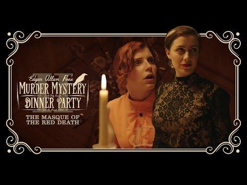 Maska červené smrti - Murder Mystery Dinner Party (S01E02)