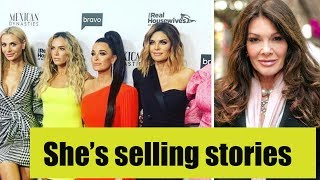 Radar Online says Lisa Vanderpump NOT selling stories!