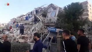 6 6 Büyüklüğünde Deprem! Birçok İlden Hissedildi