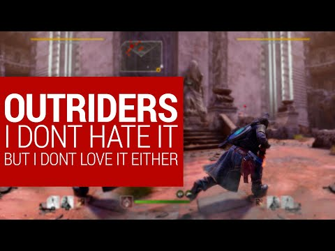 4 reasons why you should give Outriders a chance
