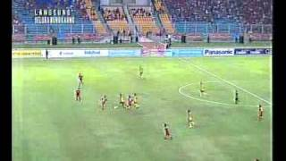 Malaysia (1) Vs (0) Myanmar (Sea Games 2011)