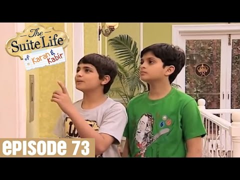 The Suite Life Of Karan and Kabir | Season 2 Episode 73 | Disney India Official