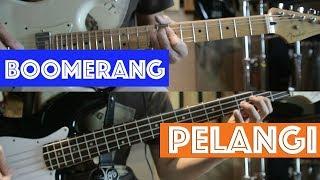 Boomerang Pelangi Tutorial Gitar Dan Bass Full Lagu