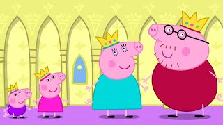 Peppa Pig English Episodes | Princess Peppa - When I Grow Up Peppa Pig Official