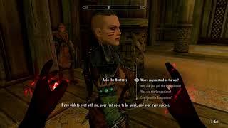 Skyrim (mods) - Gretel - Spotlight On: Realistic faces - Skyrim SE Character Overhaul - Part 1