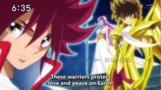 Saint Seiya Omega - Pegasus Fantasy Omega Version Subbed(TV Size)
