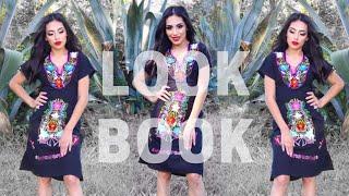 LOOK MEXICANO | MEXICAN STYLE LOOKBOOK