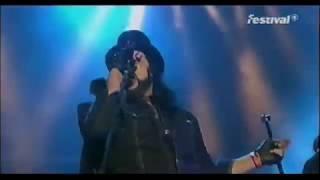 Turbonegro - Rock am Ring 05.06.2004 (TV)