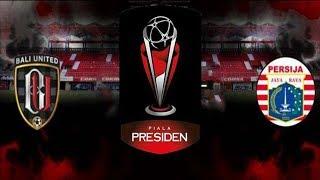 Fantastis, Hasil Penjualan Tiket Piala Presiden Mencapai Rp20 Miliar