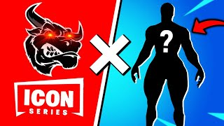 MY FORTNITE SKIN REVEAL...