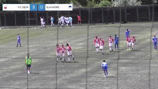 P13 Pôle Espoirs - AJ Auxerre (5-0) - Juin 2019