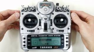 FRSKY TARANIS PLUS WIZARD SCREEN SETUP - Самые лучшие видео