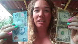 Wera Minute #7 Money in Mexico  To exchange or not exchange and much more!
