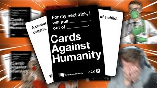 ANNE FRANKLY WE'RE ALL GOING TO HELL FOR THIS! (Cards Against Humanity Revisited #1)