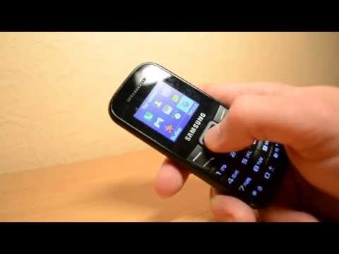 Samsung GT-E1200R Keystone Mobiltelefon Black Edition, új állapot, eredeti dobozában. - 5500 Ft - Vatera.hu Kép