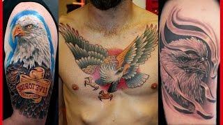 Eagle Tattoos For Men | Eagle Tattoos For Women