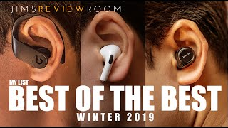 Top 5 Best of the BEST TRULY WIRELESS EARPHONES for 2019 into 2020 - Lets GO!