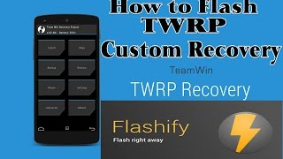 how to install twrp recovery on huawei y5 2017 - मुफ्त