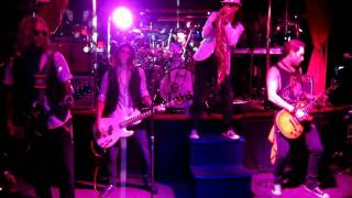 Glam Voodoo - Paradise City (live 2011) Guns N' Roses cover HD