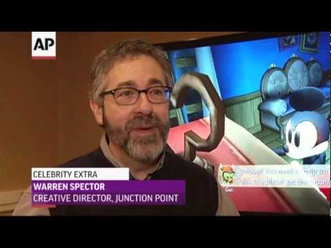 Warren Spector Talks Epic Mickey 2, And Why It Had To Be A Musical