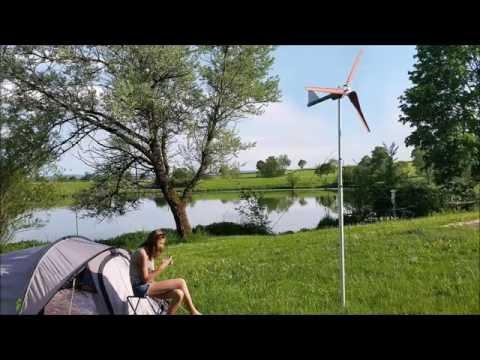 WIND NUTZEN - ein Windrad bauen