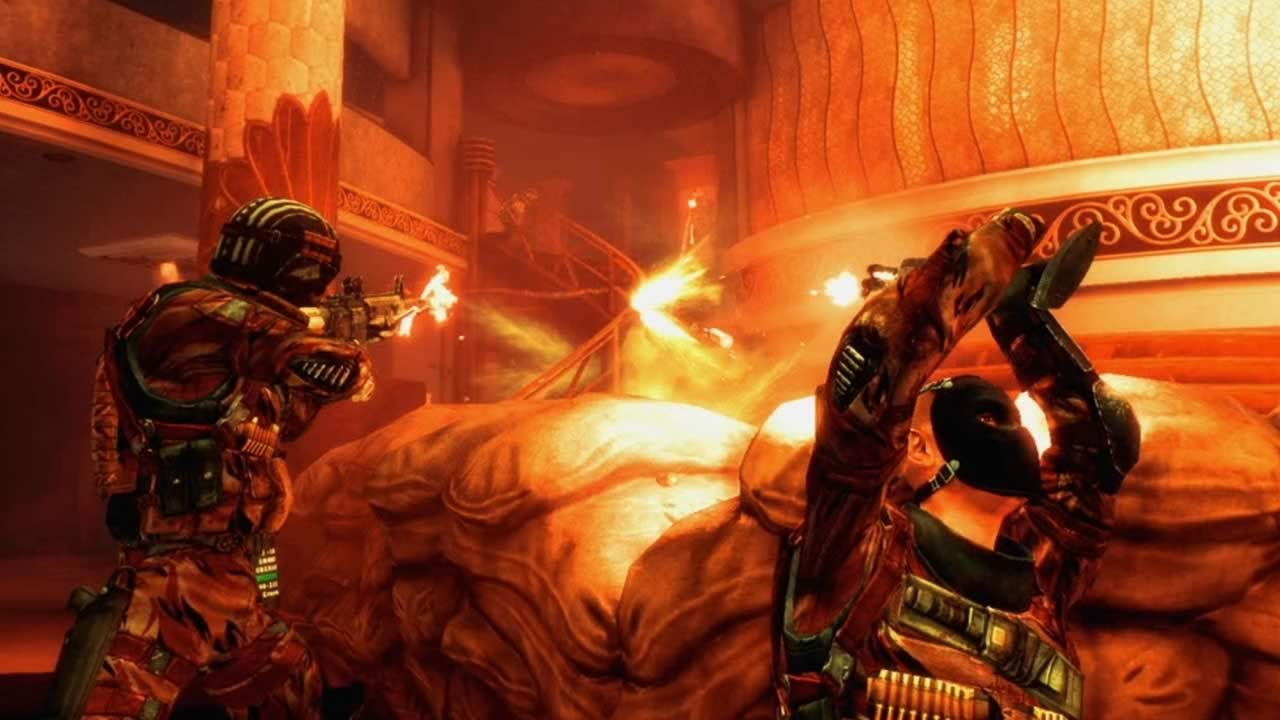 Spec Ops: The Line Multiplayer Pits Brother Against Brother Against Sand