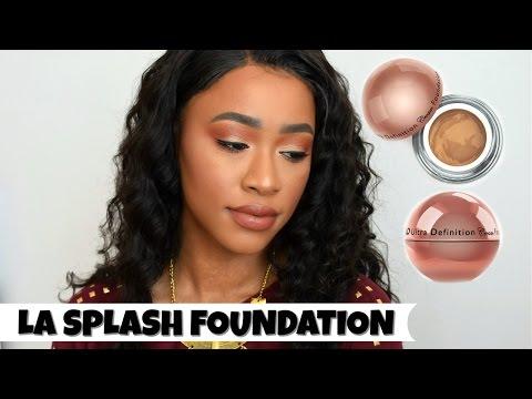 FOUNDATION REVIEW: LA SPLASH UD FOUNDATION